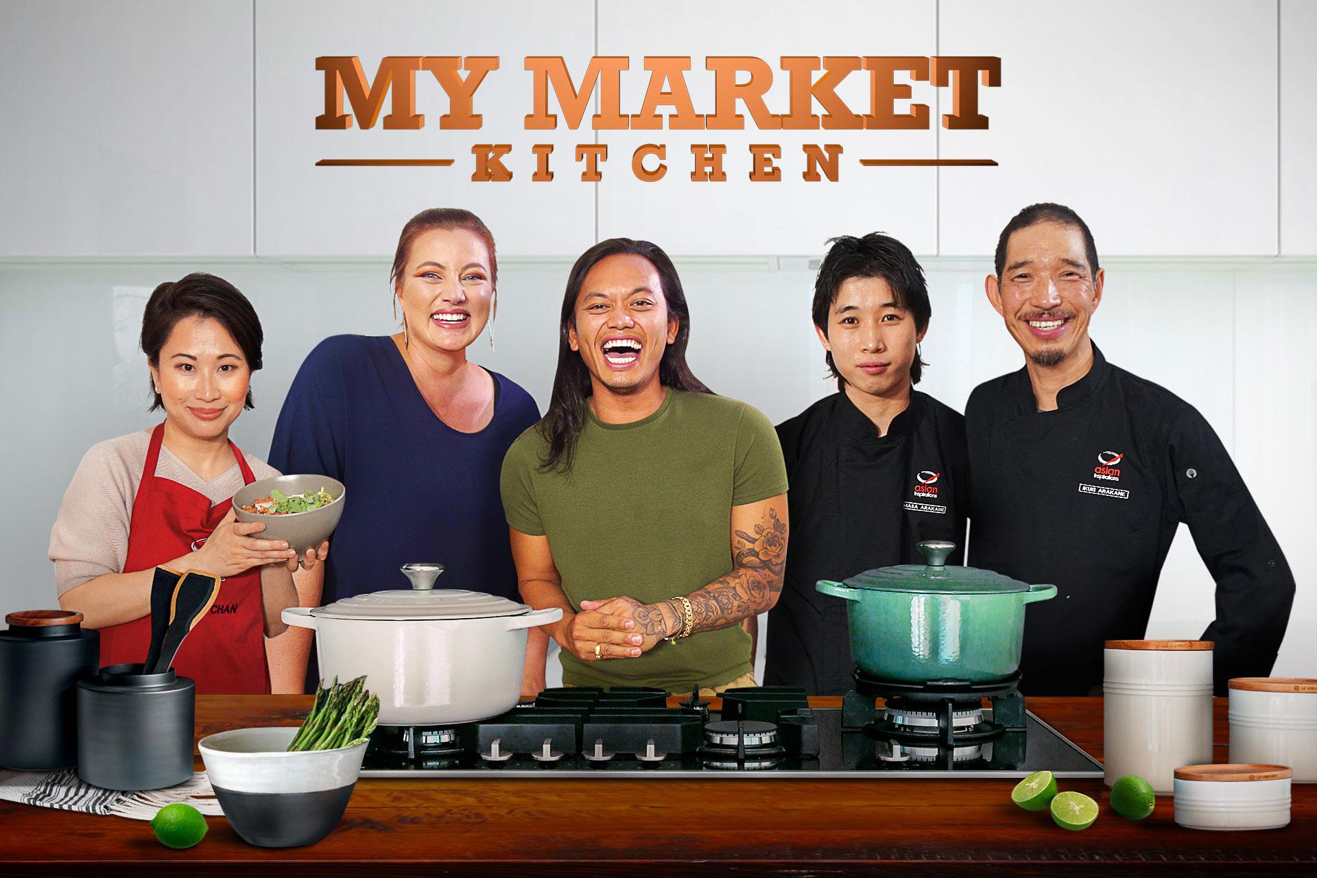 My Market Kitchen (Season 4)