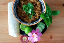 Coconut & Lime Dhal