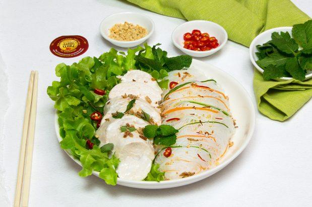Vietnamese Chicken with Coconut (Ga Dua)
