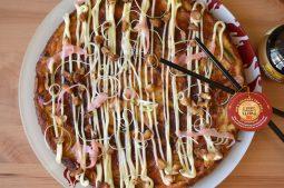 Meat-Free Okonomiyaki