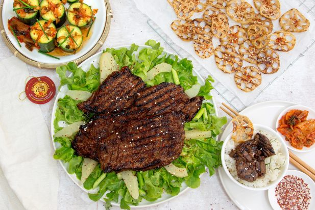 Korean BBQ Steak