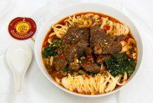 Sichuan Spicy Noodles (Chongqing Xiaomian)