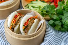 Asian Pulled Pork Bao