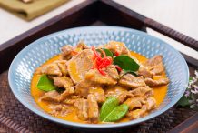 Panaeng Curry with Beef (Panaeng Nua)