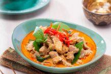 Panaeng Curry with Lamb (Panaeng Gae)