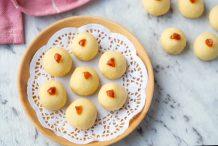 Semolina Cookies (Biskut Suji)