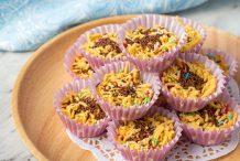 Ant's Nest Cookies (Biskut Sarang Semut)