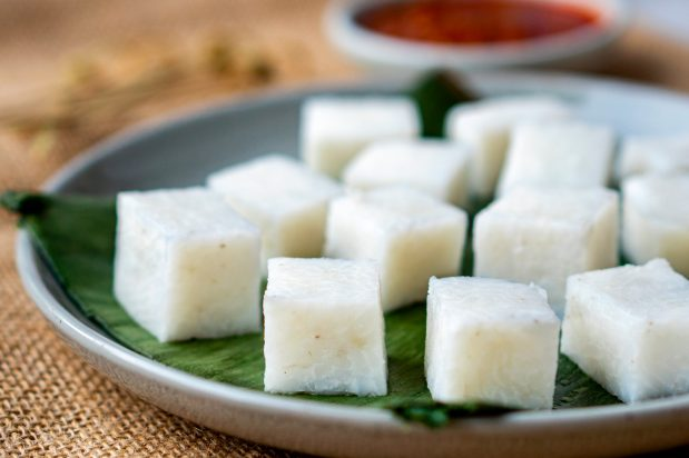 Compressed Rice Cubes (Nasi Impit)