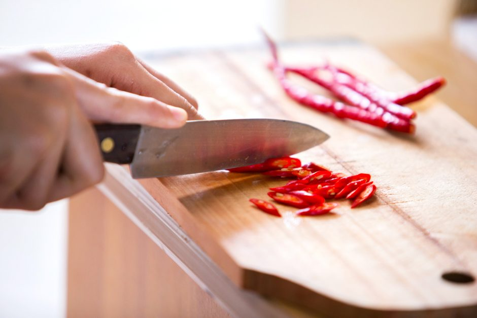 5 Hot Tips for Cooking with Chilli