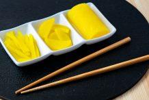 Takuan (Pickled Daikon)