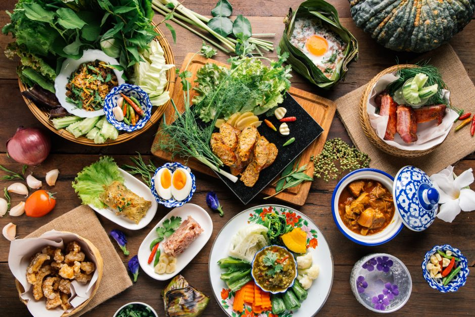 Image result for thai cooking food