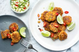 Thai Red Curry Fish Cakes
