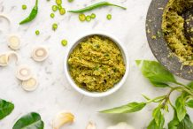 Vegan Thai Green Curry Paste