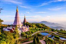 Travel to Northern Thailand: Chiang Mai and Chiang Rai