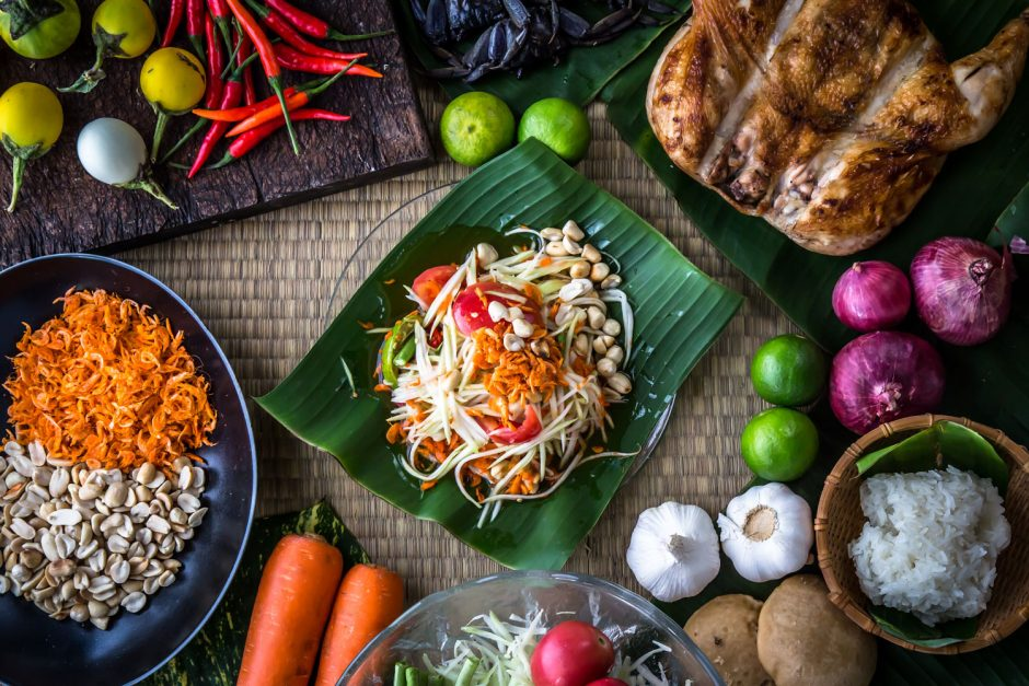 Introduction to Isaan Cuisine
