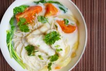 Fish Fillet Rice Vermicelli