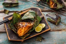 BBQ Sambal Fish (Ikan Bakar)