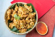 Indonesian Corn Fritters (Bakwan Jagung)