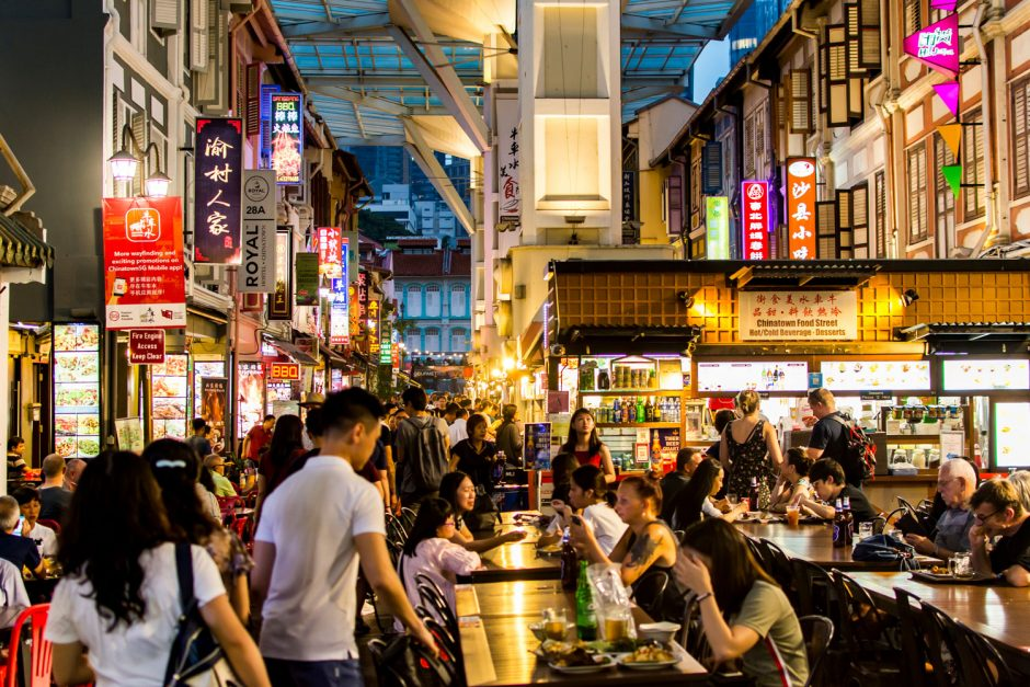 Spotlight on Singapore: Introduction to Singaporean Cuisine
