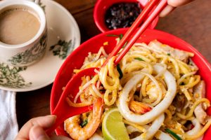 Singaporean Hokkien Mee