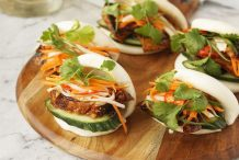 Crispy Pork Belly Bao