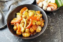 Vegan Sweet & Sour Pork
