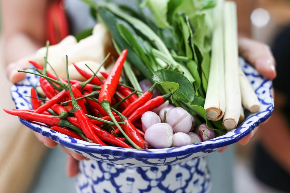 8 Essential Ingredients for Thai Cooking