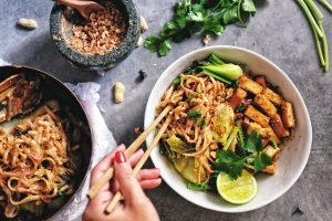 10 Asian Takeaway Favourites Turned Vegan
