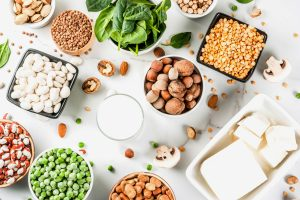 10 Healthy Tips To A Balanced Vegan Diet