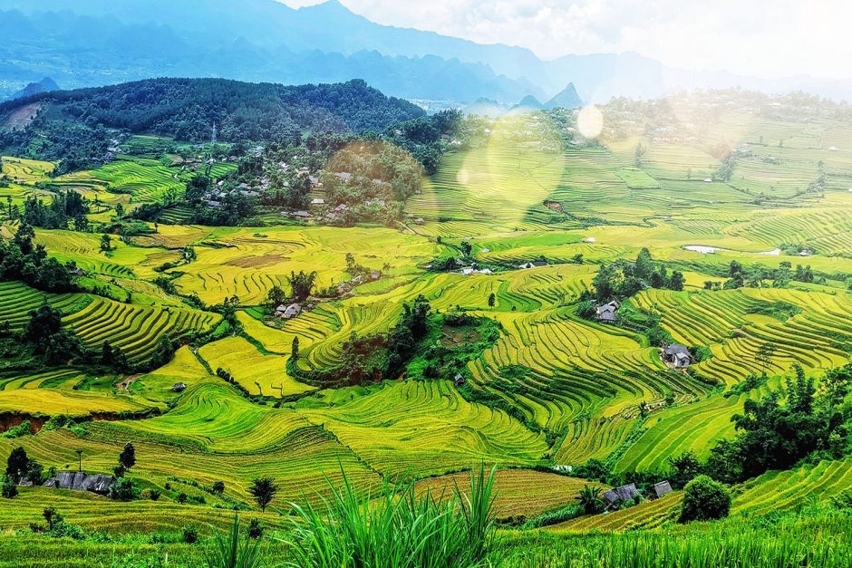 Travel to… Asia's Most Beautiful Rice Terraces