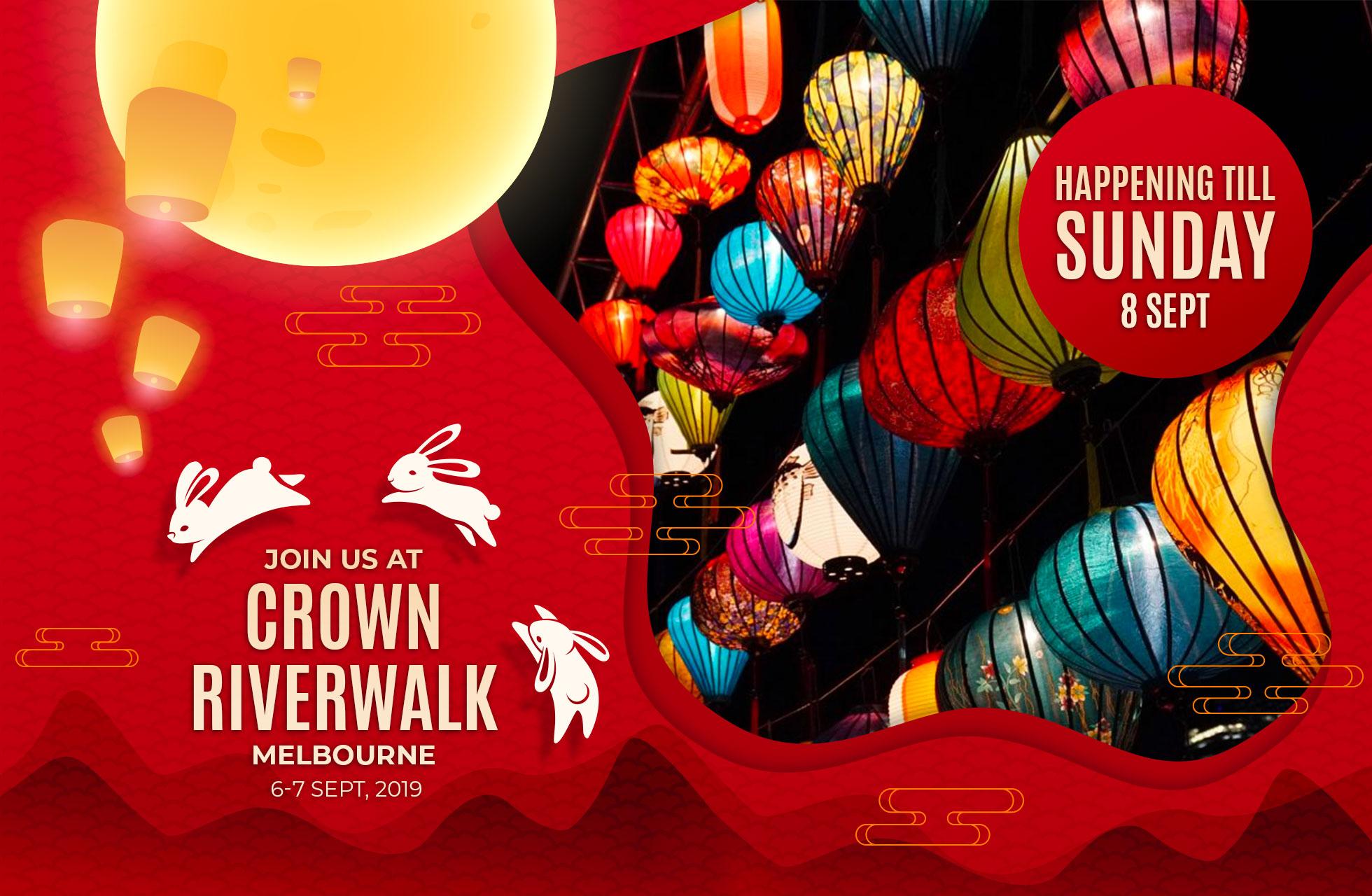 Mid-Autumn Lantern Festival at Crown 2019