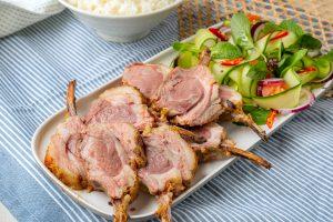 Thai Green Curry Roast Lamb