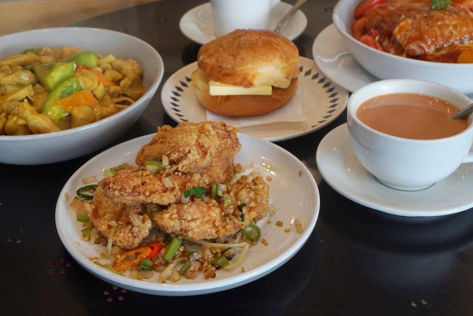 Kowloon Cafe