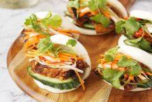 Crispy Pork Belly Bao