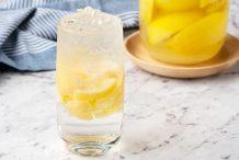 Vietnamese Salty Lemonade (Chanh Muoi)