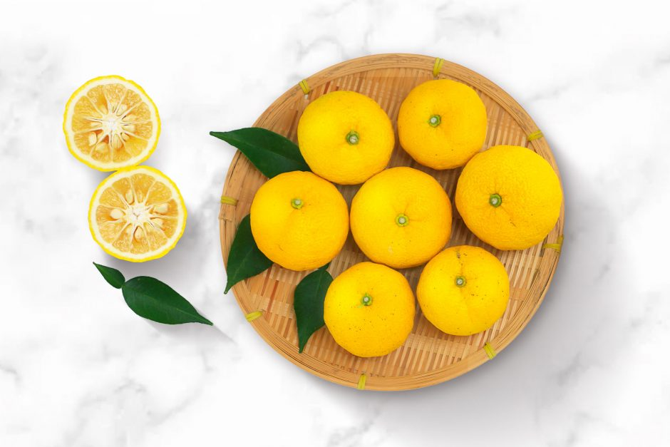 Meet Yuzu, The Japanese Wonderfruit