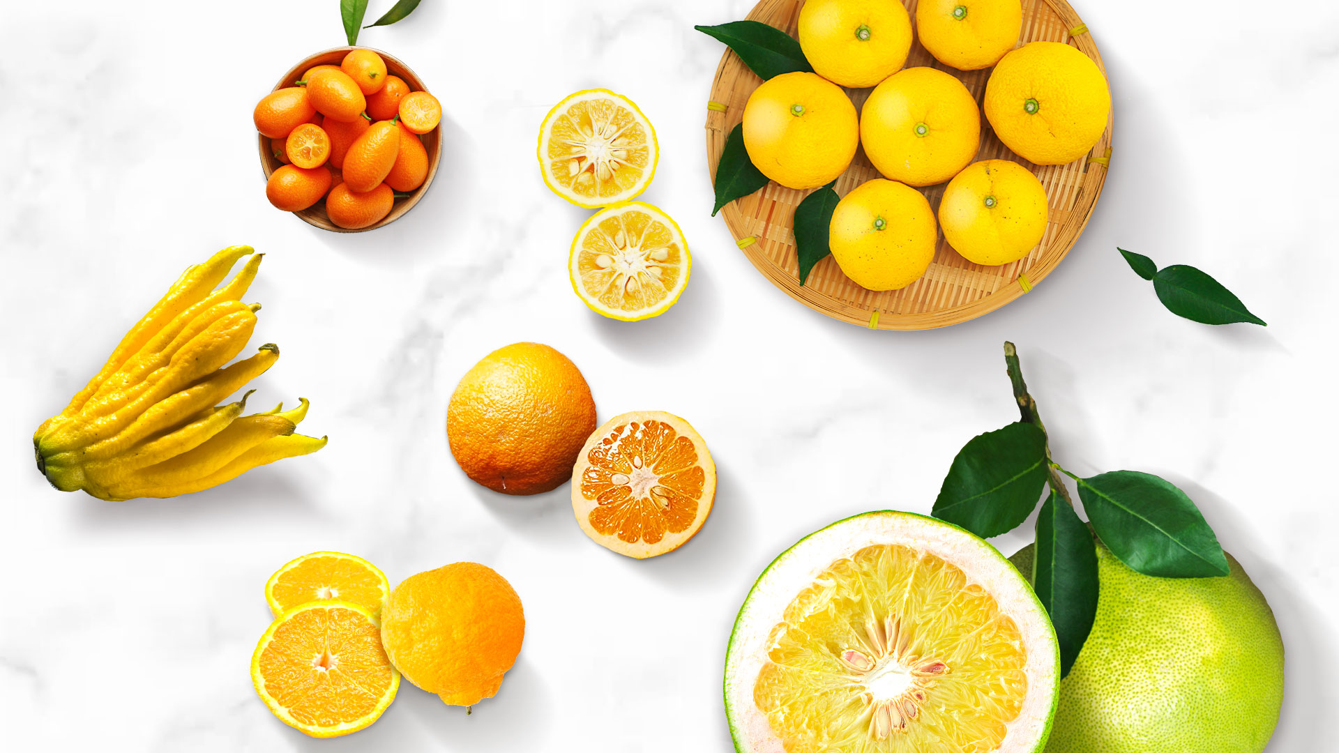 6 Exotic Citrus Fruits That Are Just Sublime