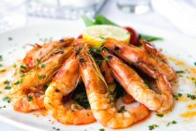 Quick and Easy Prawns