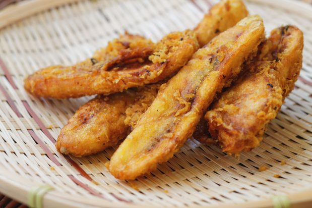 Banana Fritters (Goreng Pisang)