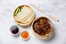 Peking Duck with Hoisin Sauce