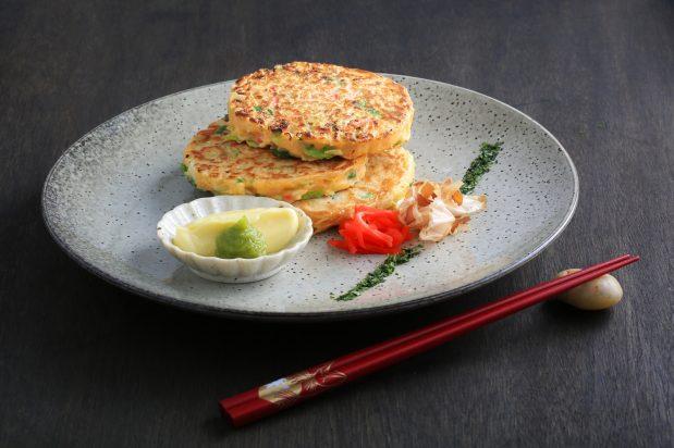 Japanese Pancakes (Okonomiyaki)