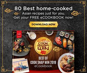 Download eCookbook Mobile Banner