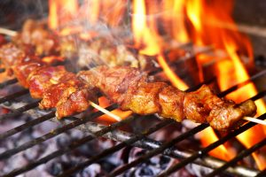 Asian Barbecue: Grilled To Thrill