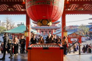 Experience Hatsumode: The Japanese New Year Tradition