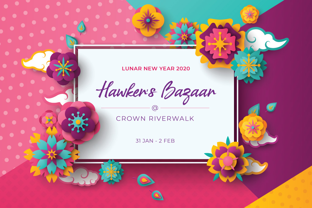 Lunar New Year 2020 at Crown