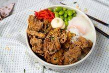 Chicken Karaage Bowl