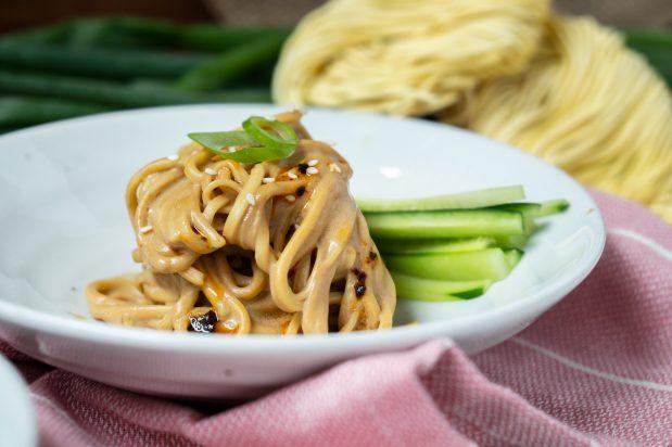 Sesame Noodles (Ma Jiang Mian)