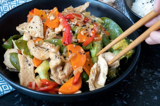 30-Minute Chicken Stir-Fry