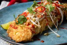 Thai Crab Omelette