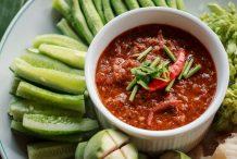 Northern Thai Sauce (Nam Prik Ong)